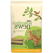 Purina Yesterday's News Unscented Non-Clumping Cat Litter