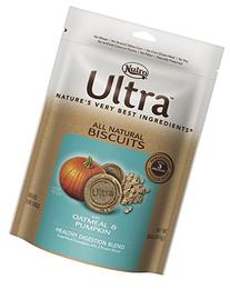 NUTRO PRODUCTS, INC. - ULTRA OATMEAL & PUMPKIN BISCUIT Case 8/16 OZ