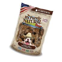 Loving Pets Products It's Purely Natural Chicken Jerky Bone-