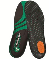 Shock Doctor Low Profile Cleat Insole, Football, Soccer,