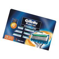 Gillette Fusion5 ProGlide Men's Razor Blade Refills, 12