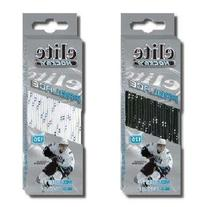 Elite Hockey Prolace Non-Waxed Hockey Skate Laces - White -