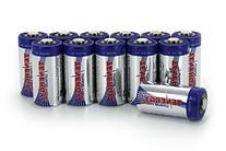 Tenergy Propel 3V CR123A Lithium Battery, High Performance