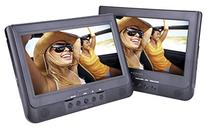 Sylvania SDVD1037 10-Inch Dual Screen DVD Player with USB