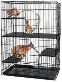 ProSelect Plastic Cat Deluxe Platforms, Set of 3