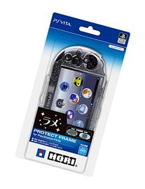 New protection frame for PlayStationVita CLEAR lame