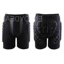 Enjoydeal Kids/adults Protective Hip Padded Gear Shorts