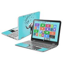MightySkins Protective Vinyl Skin Decal for HP Envy x360 15.