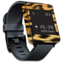 MightySkins Protective Vinyl Skin Decal for LG G Smart Watch