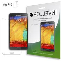 Galaxy Note 3 screen protector, INVELLOP Samsung Galaxy Note