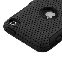 Snap-On Protector Hard Case for Apple iPod Touch 4th