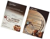 Quest Protein Bar Bundle: 12 Count Double Chocolate Chunk,