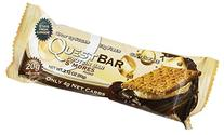 Quest Nutrition Protein Bar S'mores 24 Bars