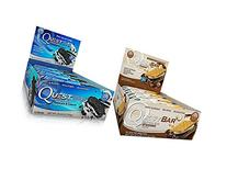 Quest Nutrition Protein Bars, Cookies and Cream, 24 Count