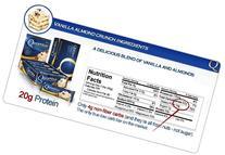 Quest Nutrition Protein Bars,Vanilla Almond Crunch , 2.12oz