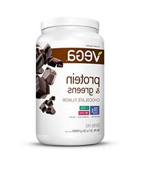Vega Protein & Greens Plant Based Protein Powder, Chocolate