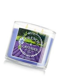1 X NEW PROVENCE 2014 Bath & Body Works FRENCH LAVENDER 3