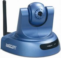 TRENDnet ProView Wireless Advanced Pan/Tilt/Zoom Internet