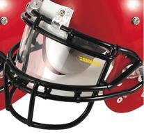 Bangerz ProVu Football Eyeshield - Clear