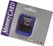 PS1 Memory card 3rd Party