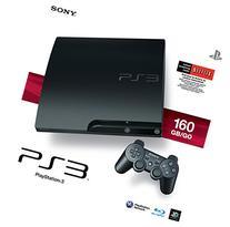 PS3 Slim 160 GB Console Bundle