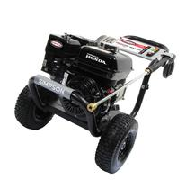 Simpson Cleaning PS3228-S PowerShot Gas Pressure Washer, 3300 PSI 2.5 GPM, HONDA GX200 OHV, AAA Triplex Pump Black