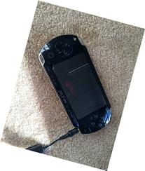 Sony PSP-1001K PlayStation Portable System - Black