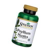 Swanson Psyllium Husks 610 mg 100 Caps