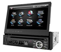 Power Acoustik PTID-8920 In-Dash DVD AM/FM Receiver with 7-