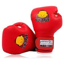 Cheerwing PU Kids Children Cartoon Sparring Dajn Boxing