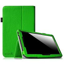 "Fintie Premium PU Leather Case Cover for 10.1"" Tablet Inclu"