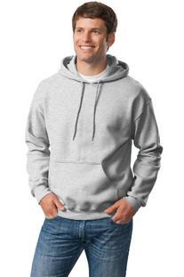 Gildan Activewear DryBlend Pullover Hooded Sweatshirt, L,
