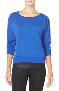 Women's adidas Originals '24 Seven' Pullover Sweatshirt,