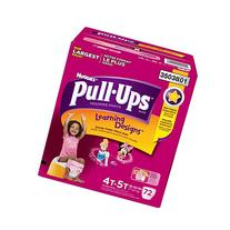 Huggies Pull-ups Learning Designs 4t-5t Training Pants for