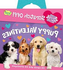 Peaceable Kingdom Puppy Love Scratch-Off Message Super