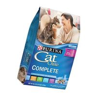 Purina 1780010758 Complete Formula Cat Chow, 3.15 Lbs