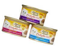 Purina Fancy Feast Delights With Cheddar Gourmet Cat Food