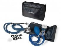 Lumiscope Purple Blood Pressure and Stethoscope Kit
