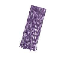 Purple Metallic Bead Necklaces  by Fun Express
