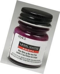 Purple Pearl Testors Acrylic Plastic Model Paint