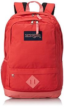 "JanSport All Purpose Backpack - Coral Sparkle / 18""H x 12""W"
