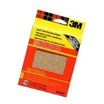 3M  All Purpose Palm Sandpaper Sheets 9225NA, 4.5 in x 5.5