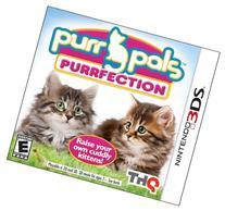 Purr Pals: Purrfection - Nintendo 3DS