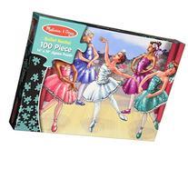 Melissa & Doug 100 Piece Puzzle, Ballet Class 100 Piece