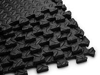 HemingWeigh Puzzle Exercise Mat EVA Foam Interlocking Tiles