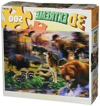 MasterPieces Puzzle Company Lenticular Call of the Wild