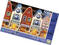 Puzzlebug 500 Traditional Begian Sweets Shop by LPF