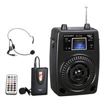 PYLE-PRO PWMA80UFM 100 W Portable PA System With Included