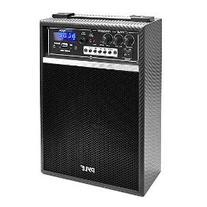Pyle PWMAB250BK 300 Watt Bluetooth 6.5'' Portable PA Speaker