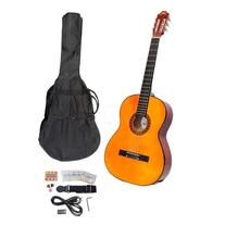 PYLE-PRO PGCKT40 39-Inch Classical Guitar Starter Package
